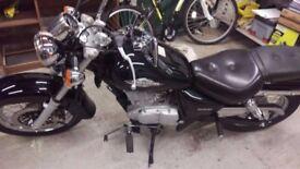 2006 Suzuki GZ Marauder 125 - 12 months MOT / V.good condition