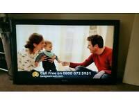 "Sony bravia 42"" tv usb"