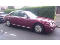 Rover 75 2.0 diesel auto swap for ps4/xbox one/Large Smart Tv