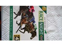 Host your own Race Night DVD