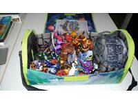 Wii Skylanders Giants bundle