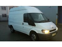 Ford transit high top van for sale