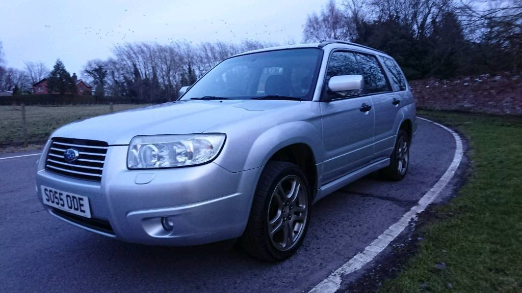 SUBARU FORESTER X 2006,ONE PREVIOUS OWNER,124,000 MILES,DOCUMENTED HISTORY. MOT MARCH 2019