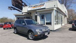 2009 BMW X3 xDrive30i - PANO ROOF! LEATHER!