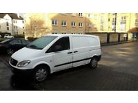 2005 Mercedes-Benz Vito 2.1 111CDI - Perfect Reliable Panel Van New MOT, TYRES, VERY GOOD CONDITION