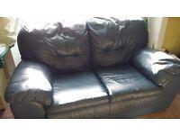 dark cyan sofa