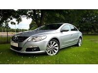 TOP OF THE RANGE VW PASSAT 2.0 TDI CC GT 170 BHP