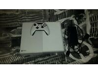 White x box limited addition for sale