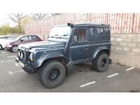 Land Rover Defender 90 4C SW DT DIESEL