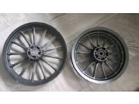 Harley Davidson mag wheels