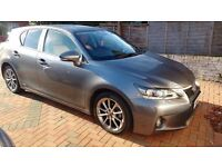 Lexus CT200h Advance, Auto, Sat Nav, £0 Road Tax