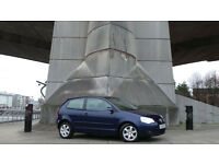 2008 58 VOLKSWAGEN POLO MATCH 80 1.4 MOT 10/16(PART EX WELCOME)***FINANCE AVAILABLE**