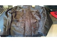 Motorcycle jacket Large
