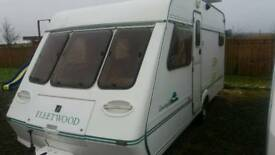 Fleetwood contryside 4 berth year 2000