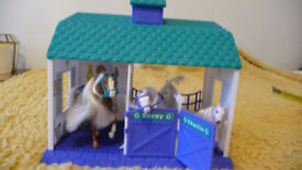 RSPCA Animal Rescue Stable