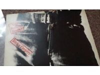 Rolling Stones - Sticky Fingers 1st Uk Pressing