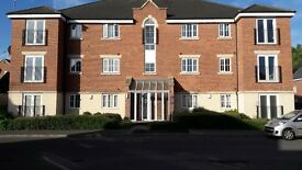 2 Bedroom modern well appointed apartment in Priestley Court, New Ollerton, Nottinghamshire