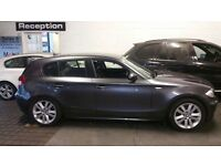 BMW 1 Series, Immaculate condition with FSH, MOT, Low Mileage, *Cylinder head NEEDS REPLACING!*