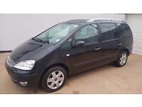 AUTOMATIC FORD GALAXY 7 SEATER LOW MILES DVD SERVICE HISTORY MOT(SAME AS SHARAN/TOURAN/ZAFIRA/VERSO)