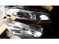 FIESTA MK8 FRONT HEADLIGHTS WITH LED (NEW)