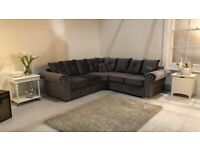 Brand New Maryland Corner Sofa Suites are available now in stock