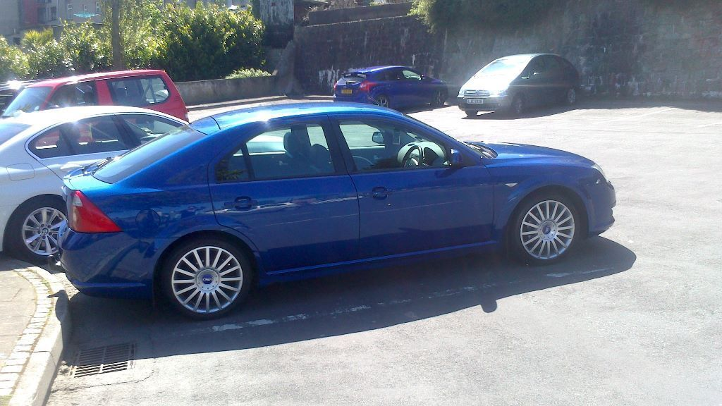 2005 ford mondeo st diesel performance blue in newry county down gumtree. Black Bedroom Furniture Sets. Home Design Ideas