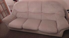 Urgent 3 seater sofa to go now!!