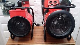 HOME AND COMERCIAL Fan Heater