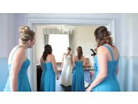 Lovely wedding films by experienced videographer from £250