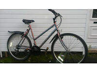 LADIES RALEIGH ATB £45