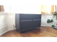 Ikea Besta Side cabinet storage combination
