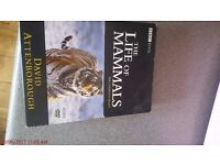 planet earth - the life of mammels dvd collection