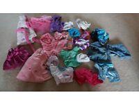 Build a Bear (girl's) clothes bundle