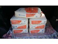 7 x 25kg British Gypsum Thistle Multi Finish Plaster