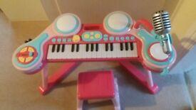 ELC Pink Keyboard