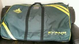 Vaude (Evans cycles) bike bag - travel.