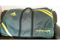 Vaude (Evans cycles) bike bag - travel.