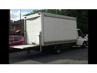 Man and Van From !!! £20 !!! Single item to Full load