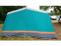4_6 berth framed tent for sale comes with lots of accessories