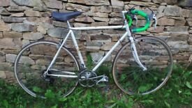 Vintage 80's French Peugeot Talbot Road Racing Bike - Made in France