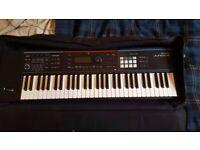 Roland Juno DS61 Key Synthesizer Like new