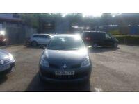 2006 (06 reg) Renault Clio 1.2 16v Expression 5dr Hatchback FOR SALE £895 MOT TILL 19/06/2019