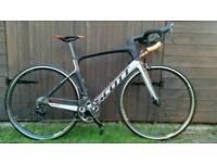 Scott FOIL 30 racing road bike 56cms Boardman Cannondale Specialised Giant Trek Cube Felt Raleigh