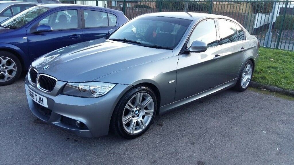 Automatic BMW 3 series M-SPORT - Immaculate conditions - Genuinely low mileage