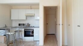 **Large Double Studio Flat, High Road, Willesden NW10**