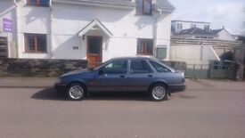 Ford Sierra 1.8 LX CVH long MOT