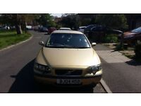 For sale Volvo S60 Diesel automatic 2.4 D5