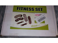 GYM DEPOT 6pcs Fitness Set Wrist Ankle Weight