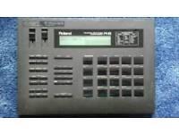 Roland R8: Human rhythm composer drum machine