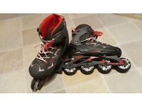 Great rollerblades in very good condition, adjustable UK size 2.5-5